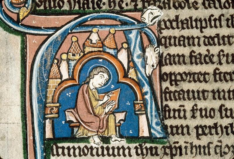 Alençon, Bibl. mun., ms. 0054, f. 383v - vue 2