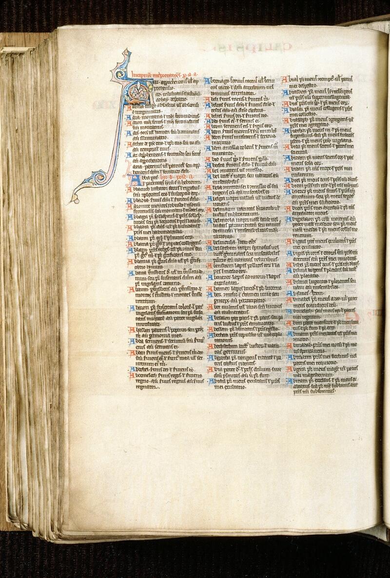 Alençon, Bibl. mun., ms. 0054, f. 388v - vue 1