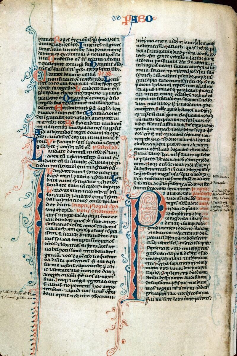 Alençon, Bibl. mun., ms. 0057, f. 214v