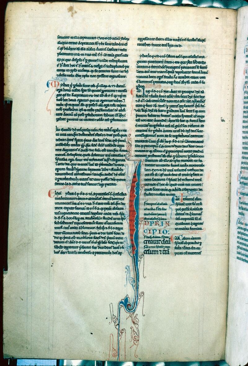 Alençon, Bibl. mun., ms. 0060, f. 001