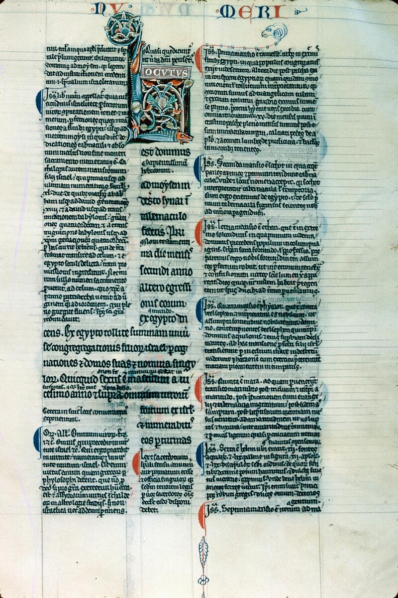 Alençon, Bibl. mun., ms. 0062, f. 066 - vue 1