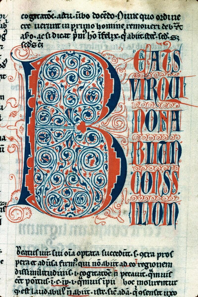 Alençon, Bibl. mun., ms. 0068, f. 002 - vue 2