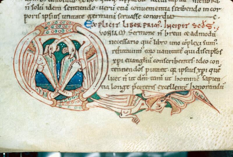 Alençon, Bibl. mun., ms. 0078, f. 169v - vue 2