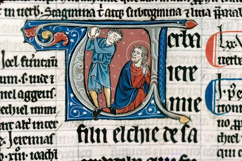 Alençon, Bibl. mun., ms. 0081, f. 104v - vue 2