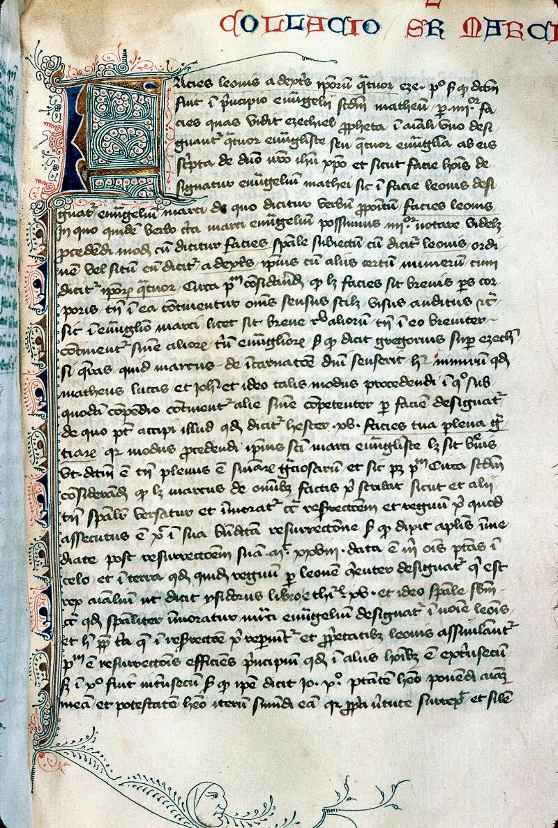 Alençon, Bibl. mun., ms. 0086, f. 126