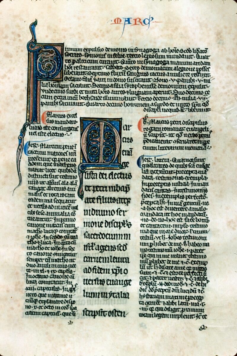 Alençon, Bibl. mun., ms. 0087, f. 112