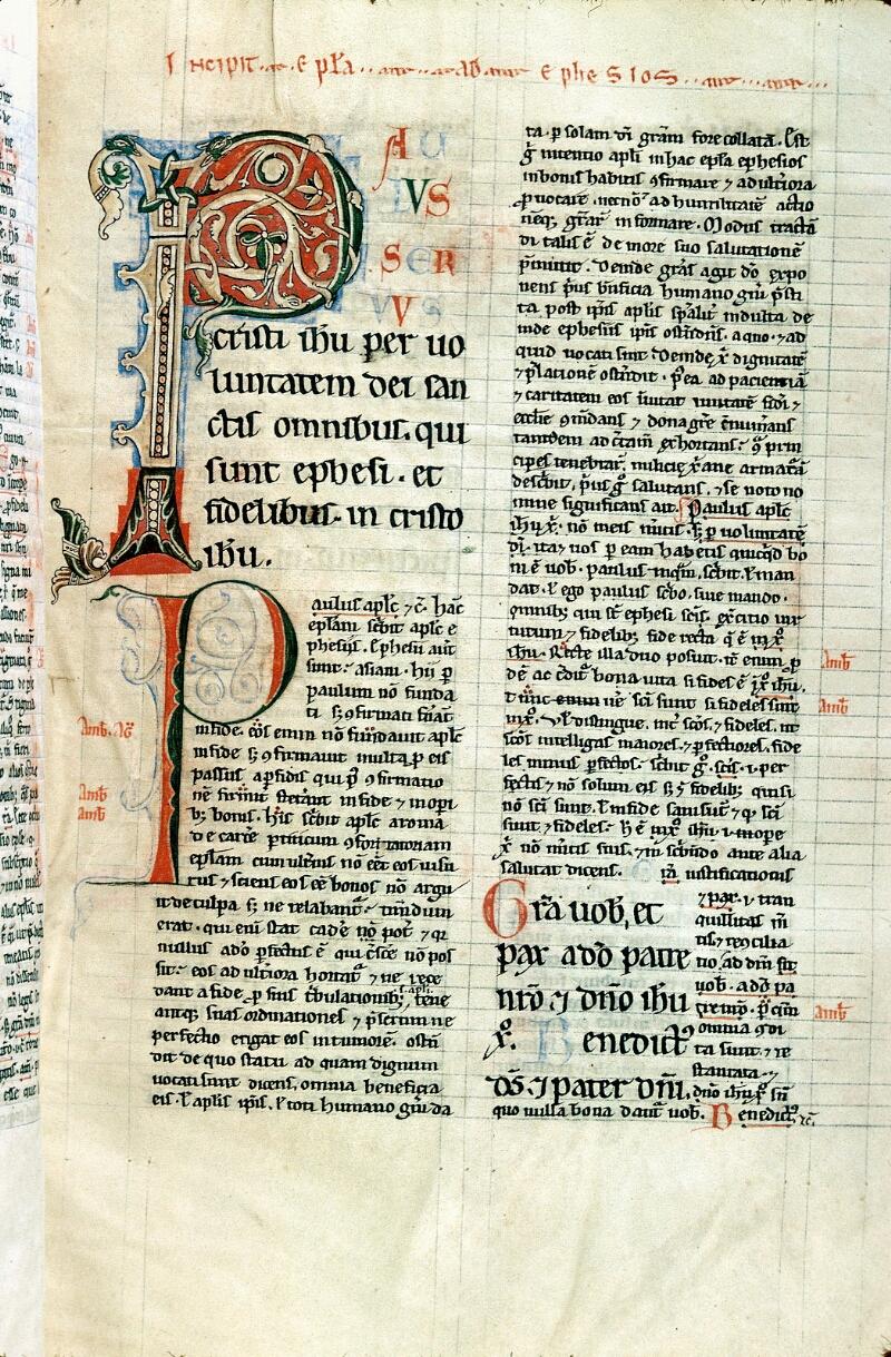 Alençon, Bibl. mun., ms. 0095, f. 030