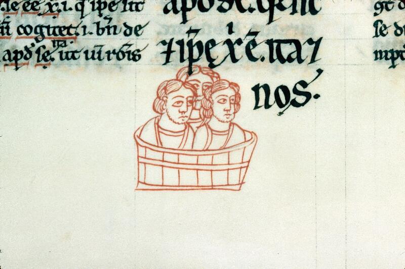 Alençon, Bibl. mun., ms. 0096, f. 126v