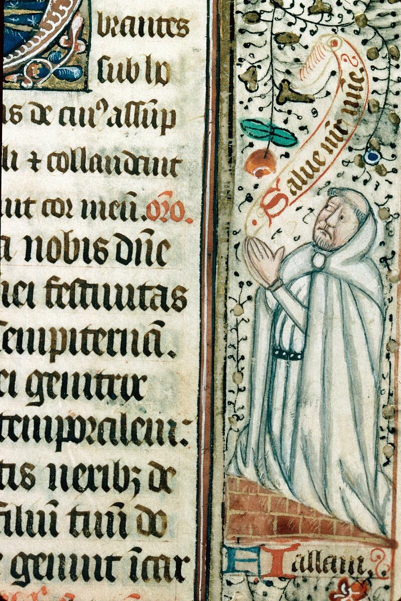 Alençon, Bibl. mun., ms. 0125, f. 216 - vue 3