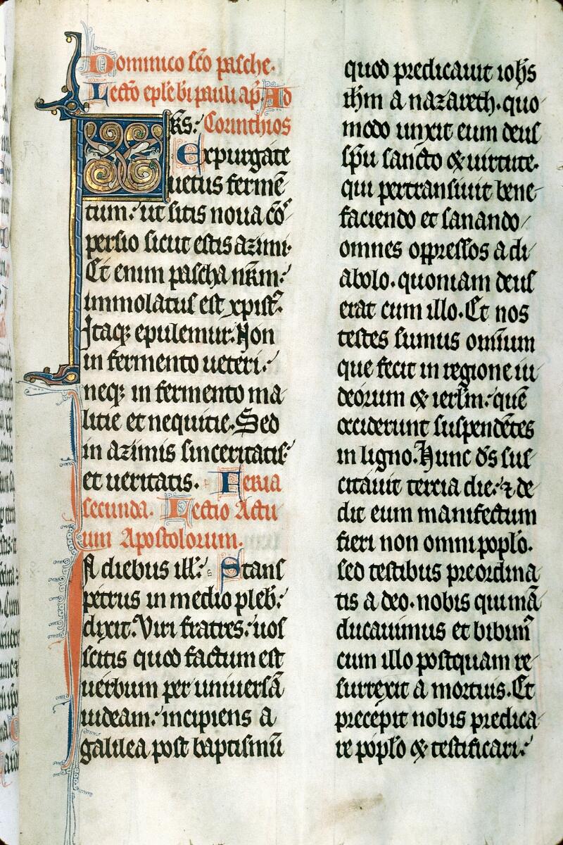 Alençon, Bibl. mun., ms. 0126, f. 054