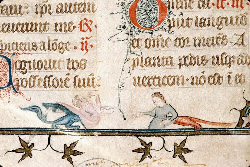 Alençon, Bibl. mun., ms. 0128, f. 001 - vue 5