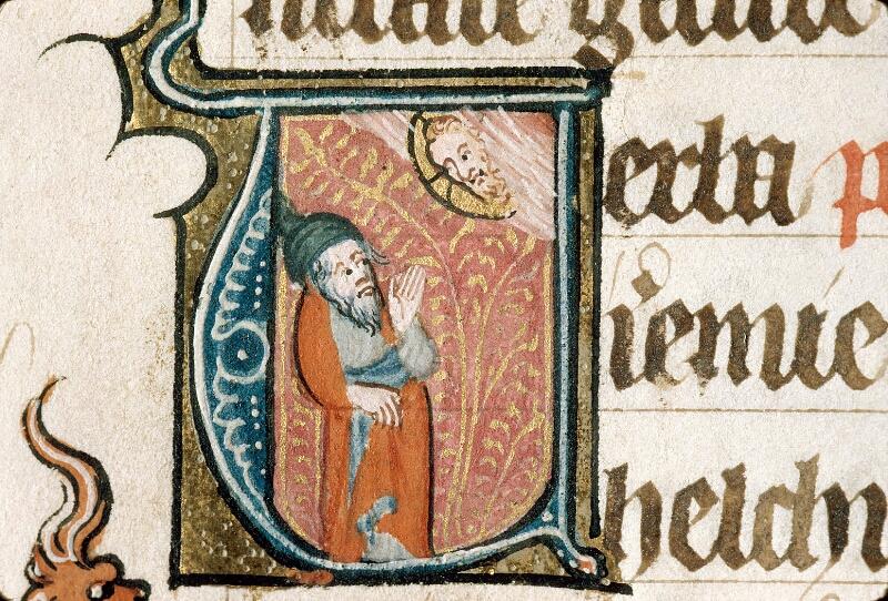 Alençon, Bibl. mun., ms. 0128, f. 104v - vue 2
