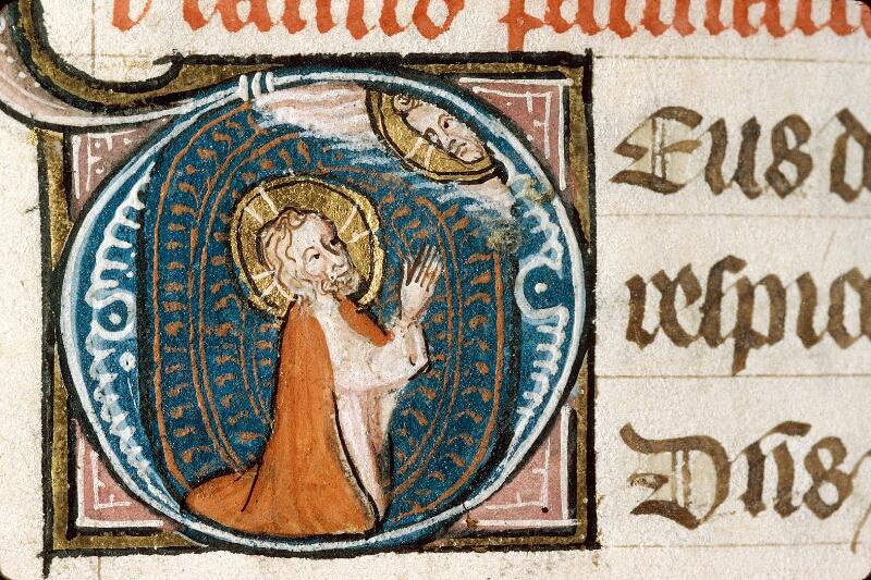 Alençon, Bibl. mun., ms. 0128, f. 110v - vue 2