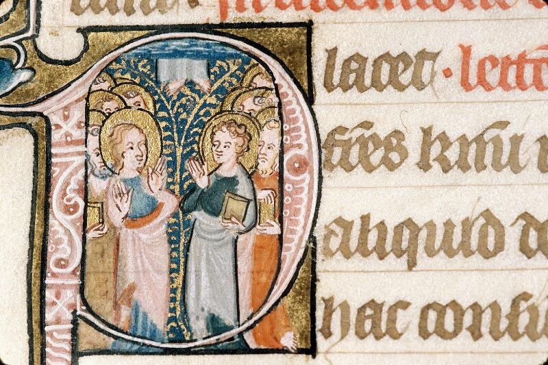 Alençon, Bibl. mun., ms. 0128, f. 139 - vue 2