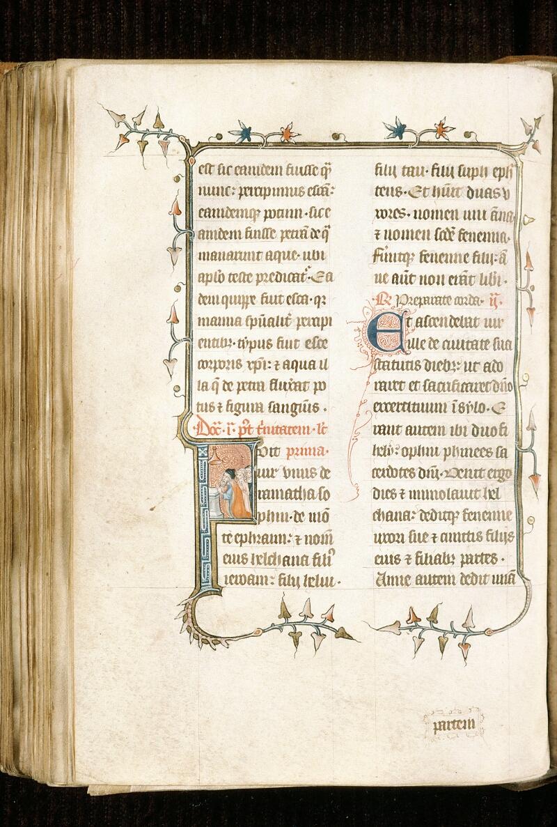 Alençon, Bibl. mun., ms. 0128, f. 159v - vue 1
