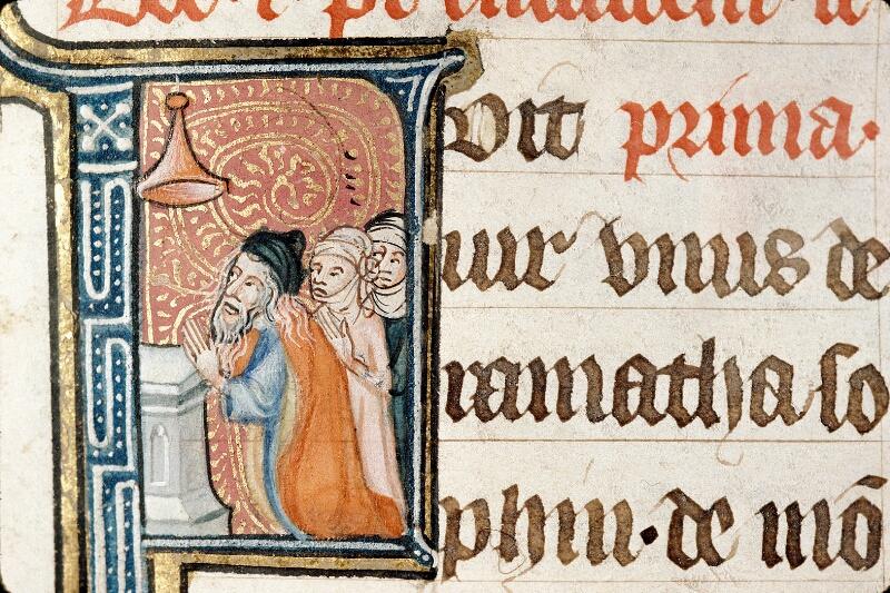 Alençon, Bibl. mun., ms. 0128, f. 159v - vue 2