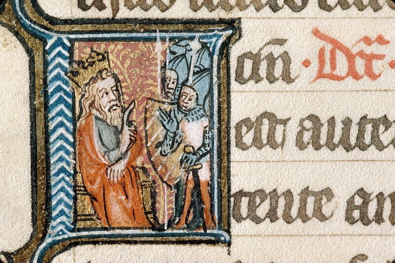 Alençon, Bibl. mun., ms. 0128, f. 166v - vue 2