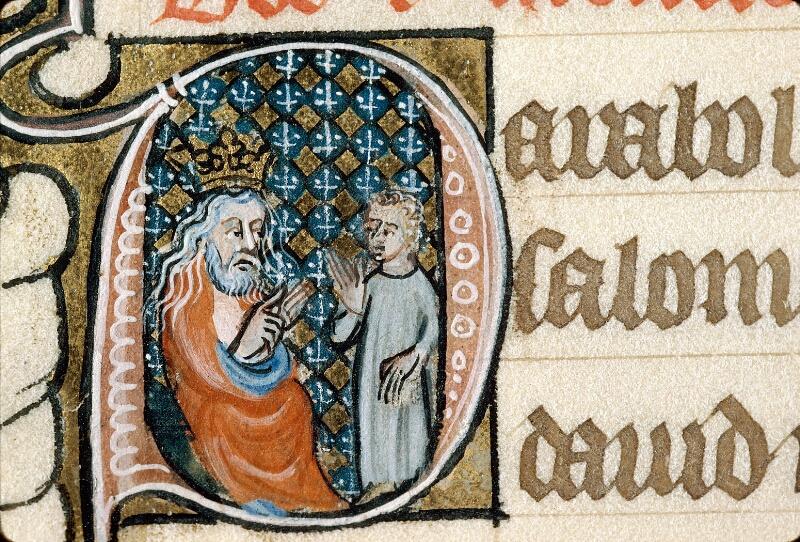 Alençon, Bibl. mun., ms. 0128, f. 173v - vue 2