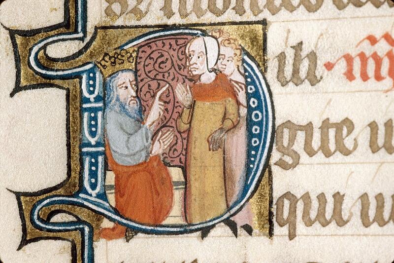 Alençon, Bibl. mun., ms. 0128, f. 178 - vue 2
