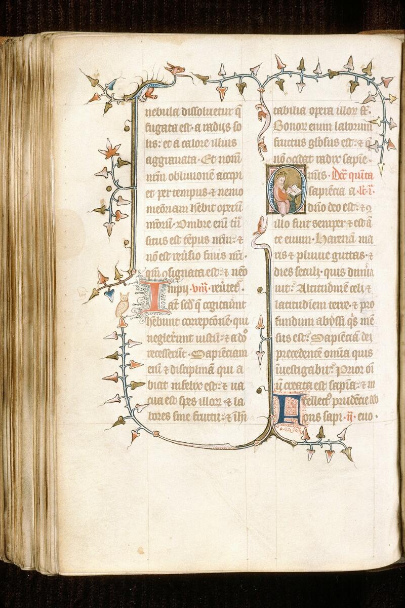 Alençon, Bibl. mun., ms. 0128, f. 179v - vue 1