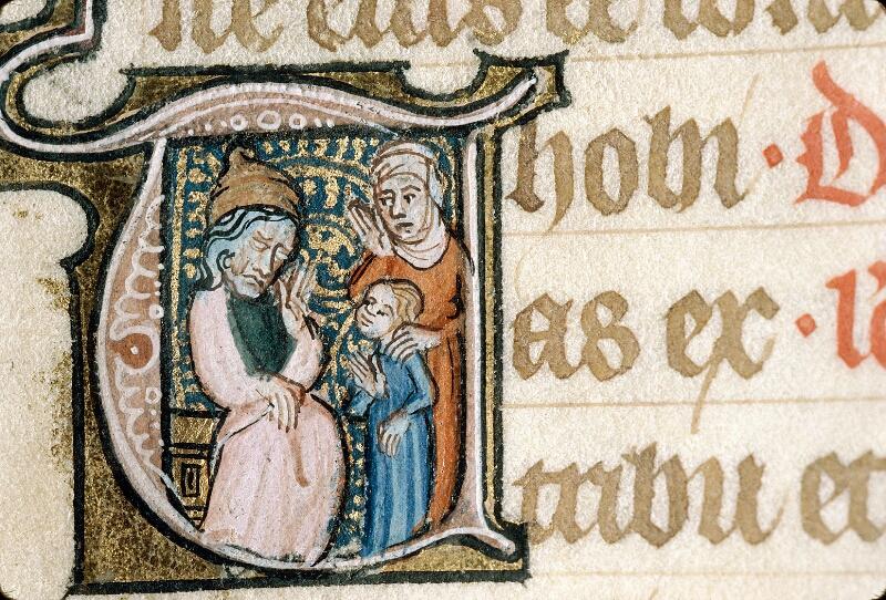 Alençon, Bibl. mun., ms. 0128, f. 184 - vue 2