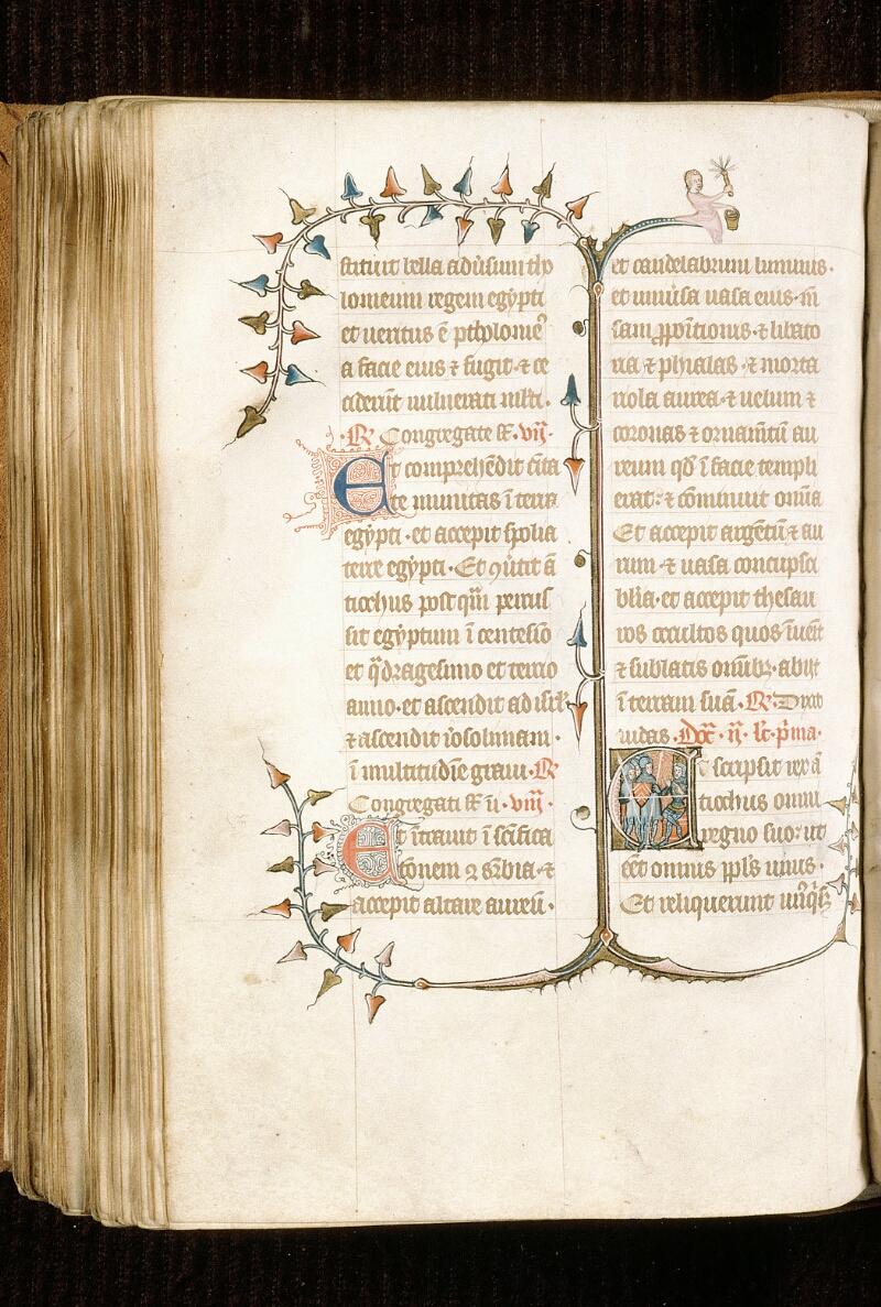 Alençon, Bibl. mun., ms. 0128, f. 188v - vue 1
