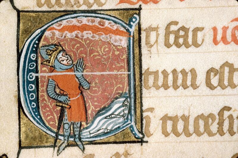 Alençon, Bibl. mun., ms. 0128, f. 192v - vue 2