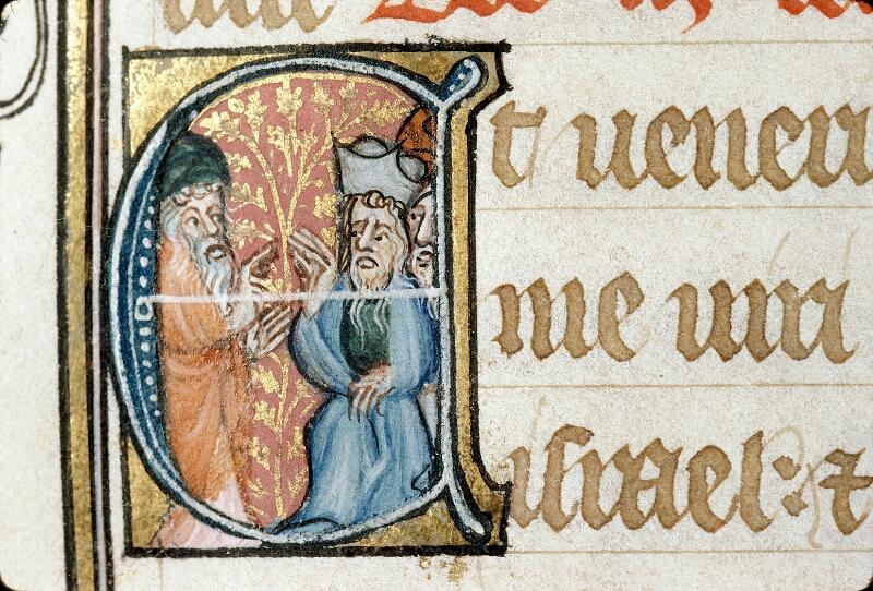 Alençon, Bibl. mun., ms. 0128, f. 195v - vue 2