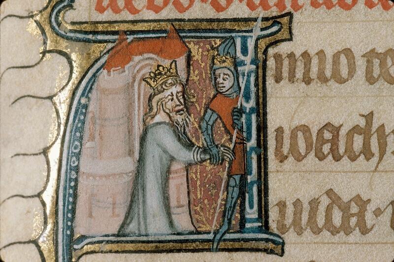 Alençon, Bibl. mun., ms. 0128, f. 197 - vue 2