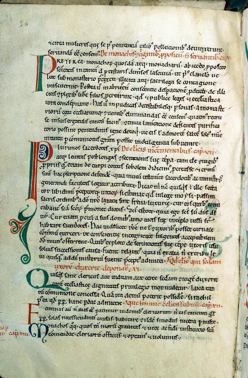 Alençon, Bibl. mun., ms. 0135, f. 012v