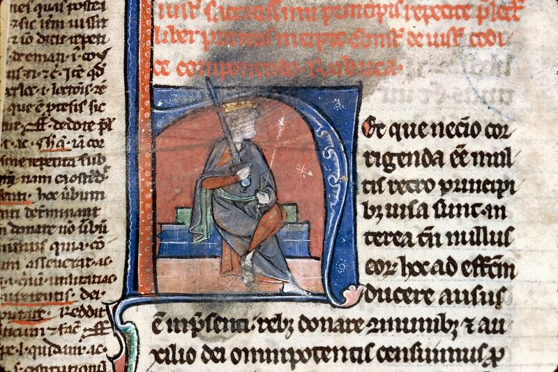 Alençon, Bibl. mun., ms. 0175, f. 001