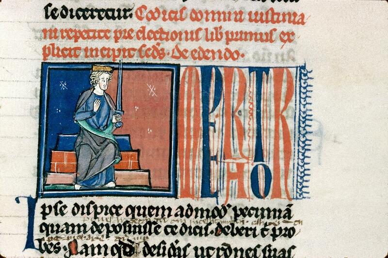 Alençon, Bibl. mun., ms. 0175, f. 044 - vue 2