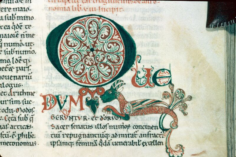 Alençon, Bibl. mun., ms. 0635, f. 153