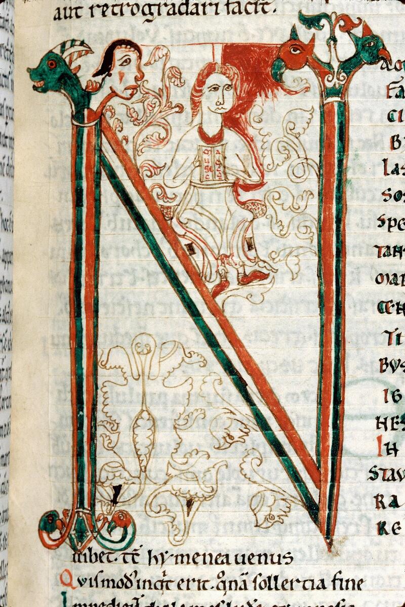 Alençon, Bibl. mun., ms. 0635, f. 174 - vue 2