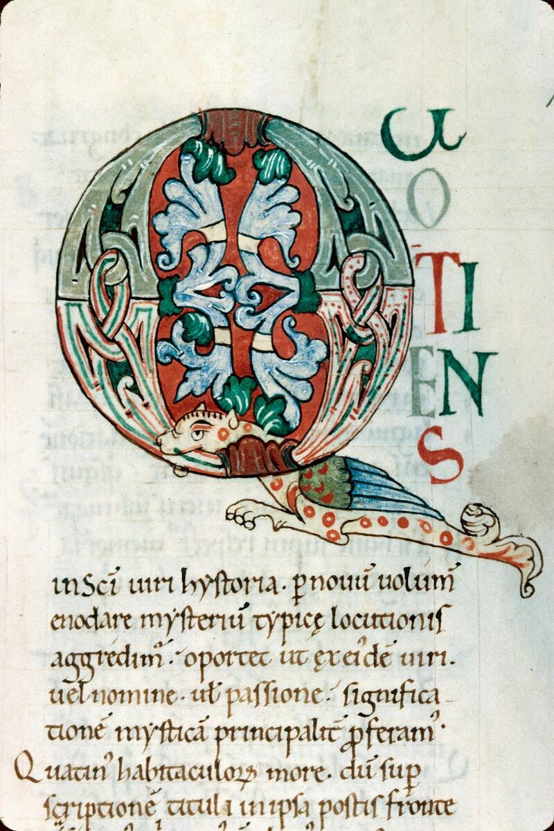 Alençon, Bibl. mun., ms. 0648, f. 078 - vue 2