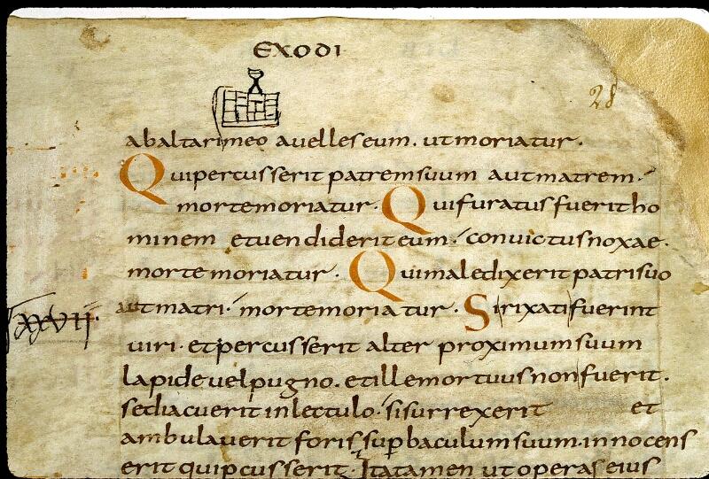 Angers, Bibl. mun., ms. 0001, f. 028