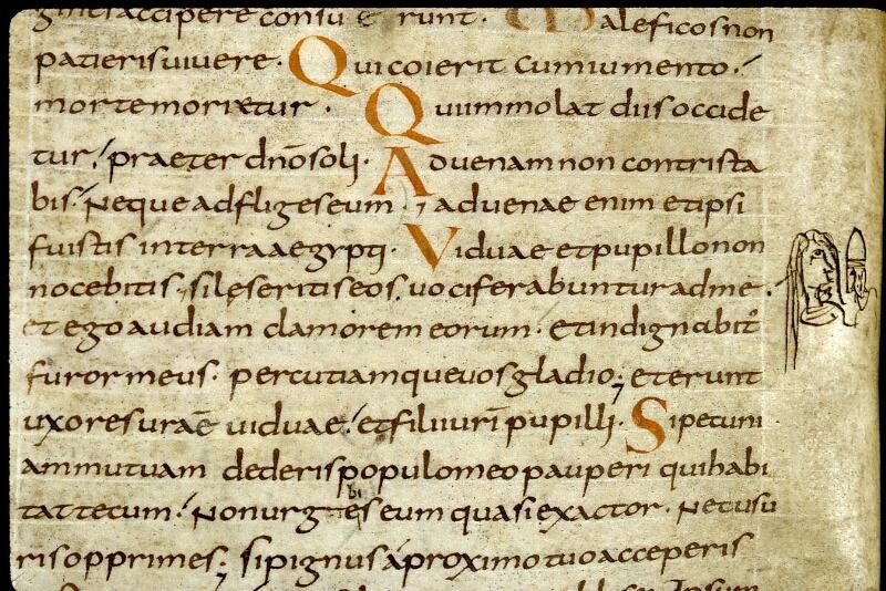 Angers, Bibl. mun., ms. 0001, f. 028v