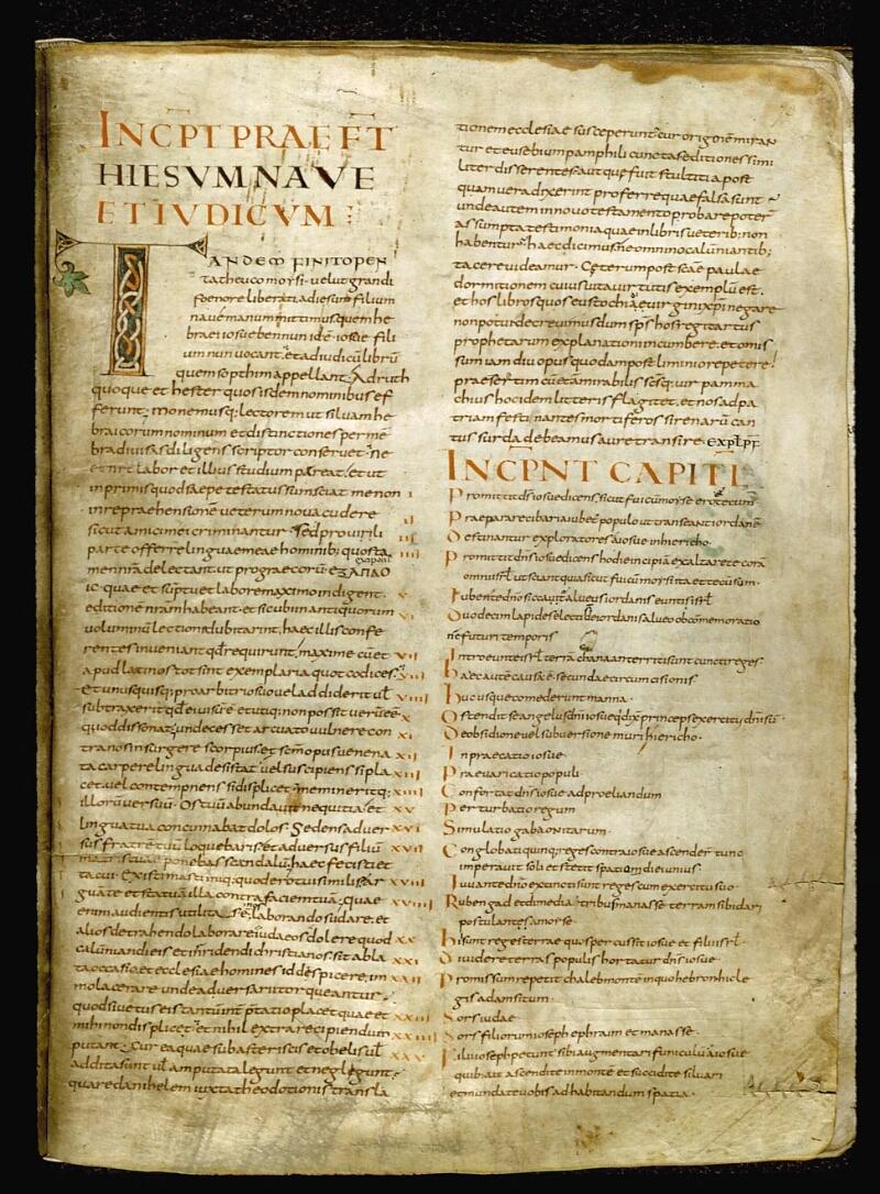 Angers, Bibl. mun., ms. 0001, f. 073 - vue 1