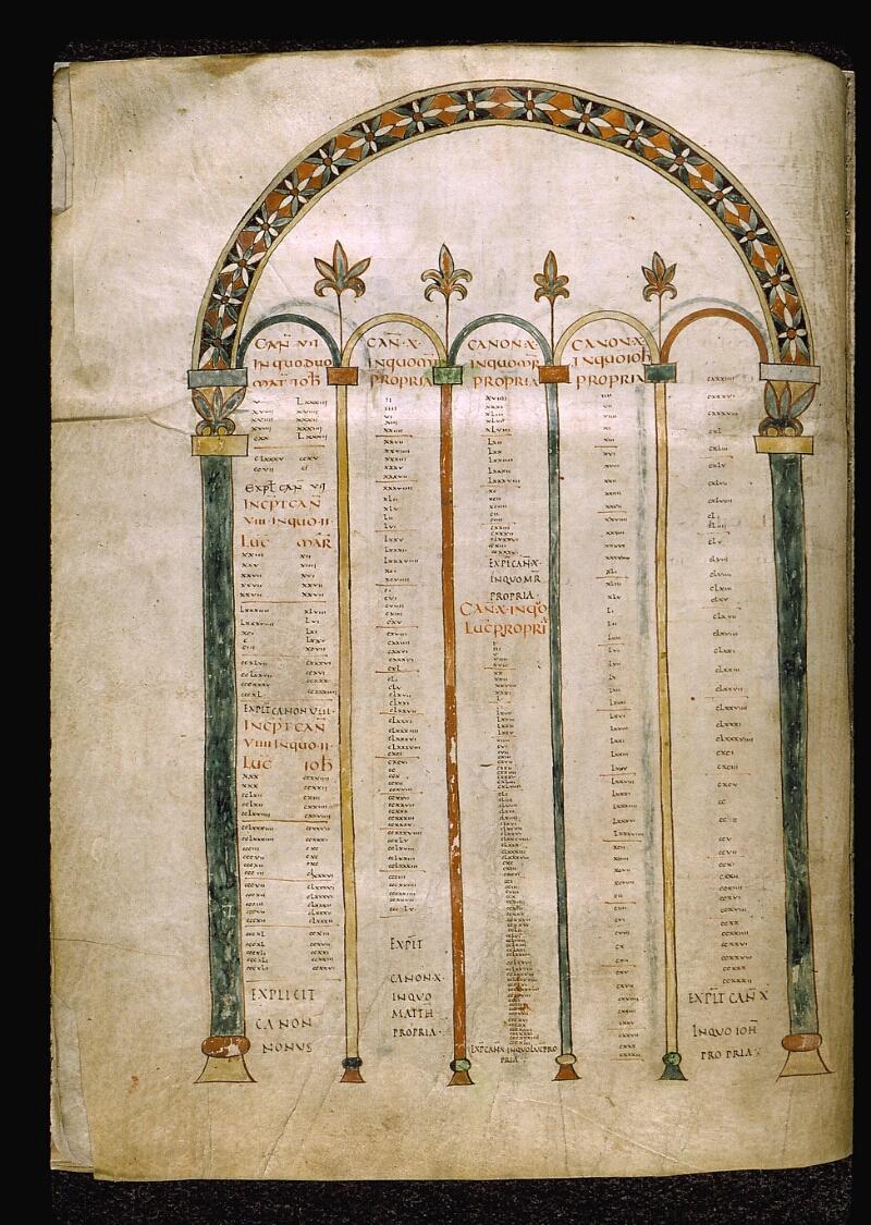Angers, Bibl. mun., ms. 0002, f. 121v - vue 1