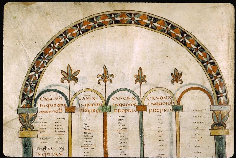 Angers, Bibl. mun., ms. 0002, f. 121v - vue 2