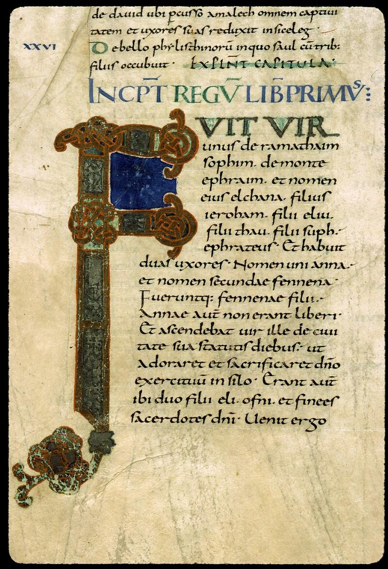 Angers, Bibl. mun., ms. 0003, f. 133v - vue 2