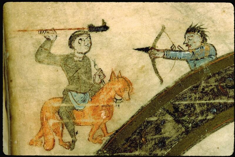 Angers, Bibl. mun., ms. 0004, f. 205 - vue 3