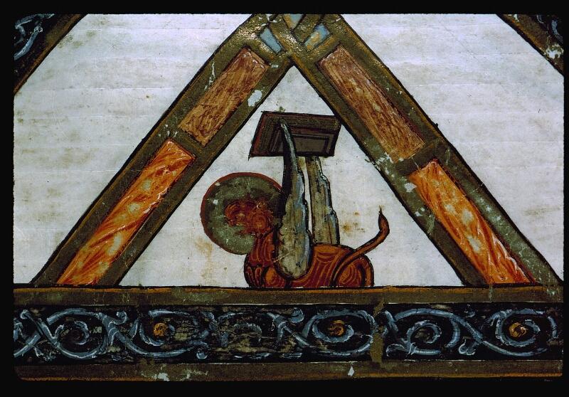 Angers, Bibl. mun., ms. 0004, f. 205v - vue 2