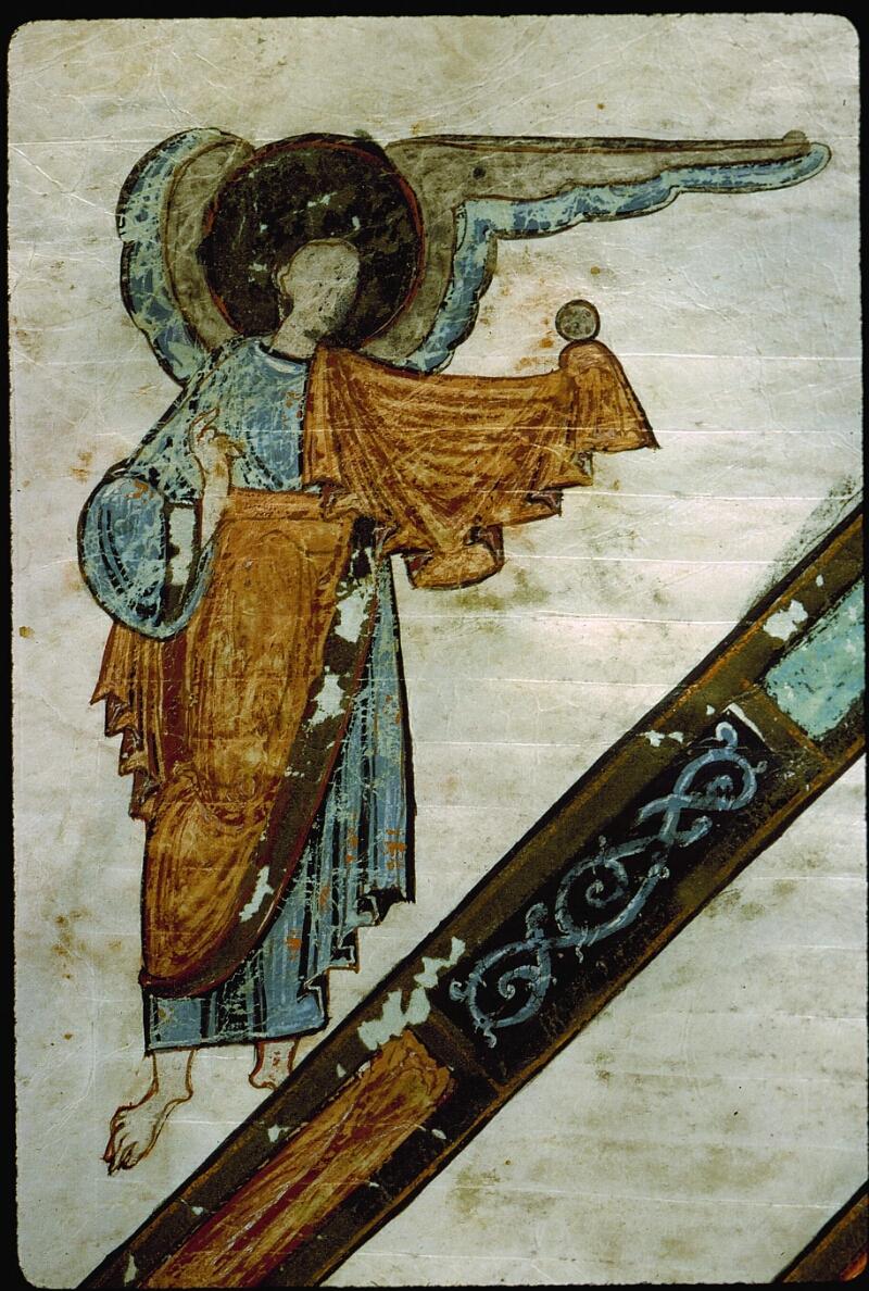 Angers, Bibl. mun., ms. 0004, f. 205v - vue 3