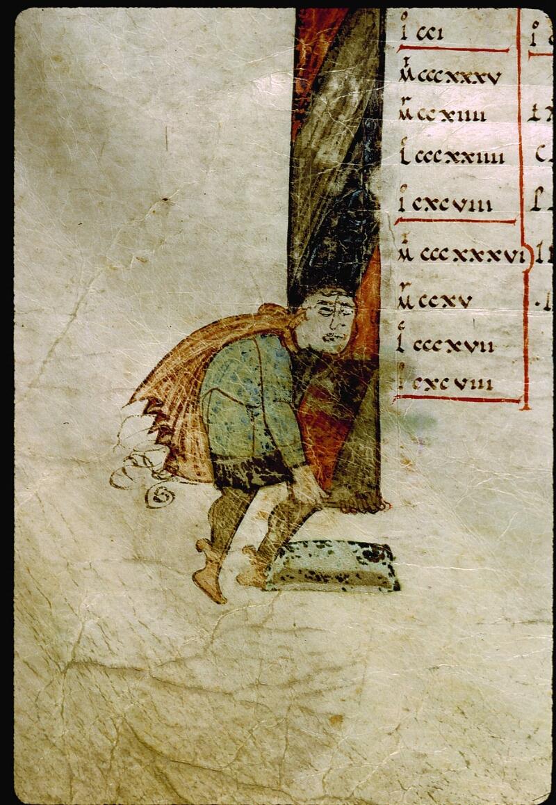 Angers, Bibl. mun., ms. 0004, f. 205v - vue 6