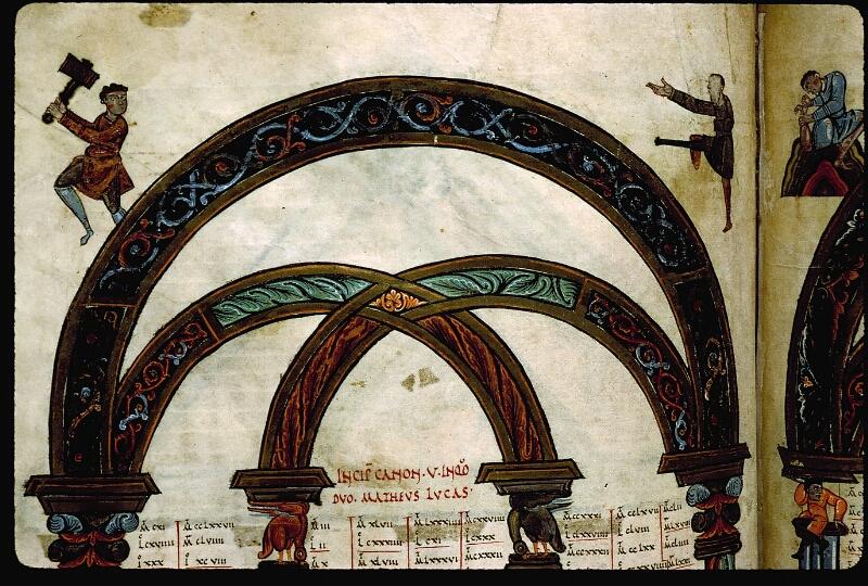 Angers, Bibl. mun., ms. 0004, f. 206v - vue 2