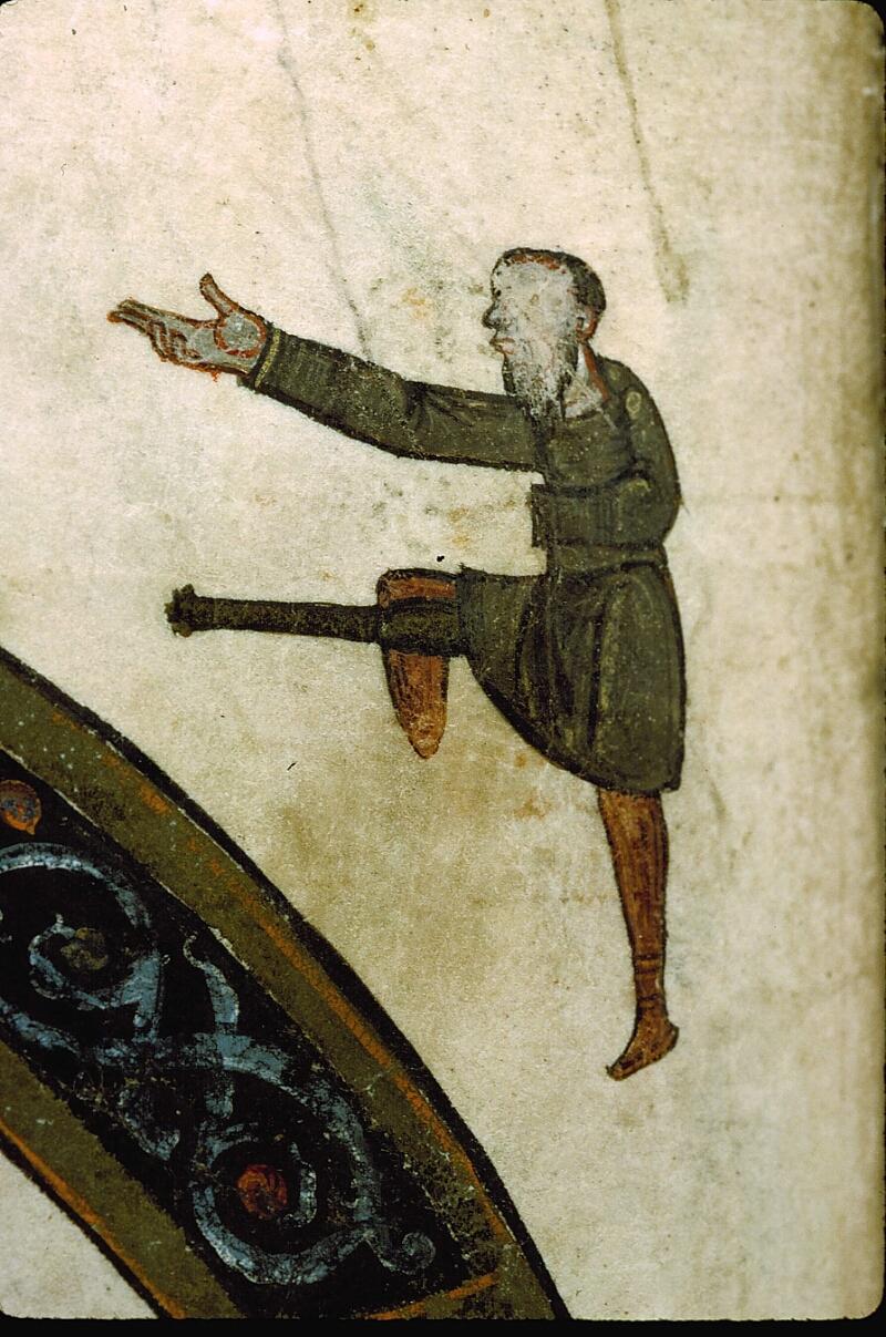 Angers, Bibl. mun., ms. 0004, f. 206v - vue 4