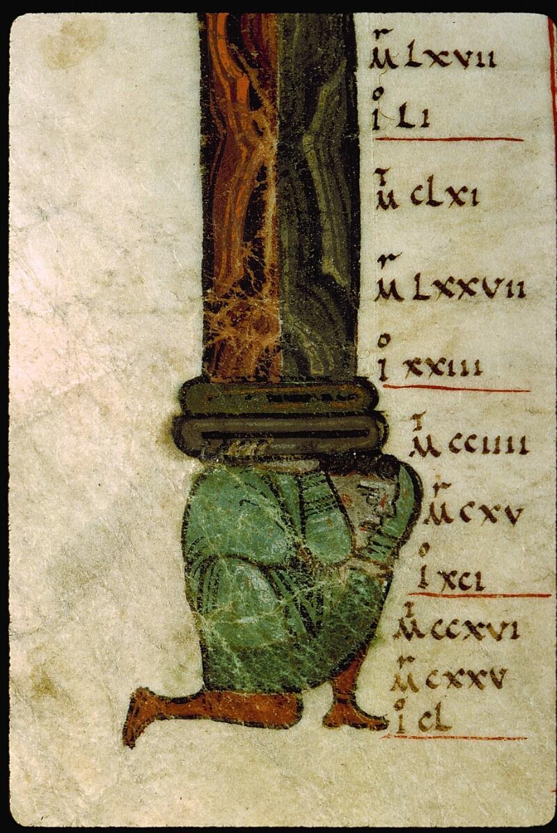 Angers, Bibl. mun., ms. 0004, f. 206v - vue 6