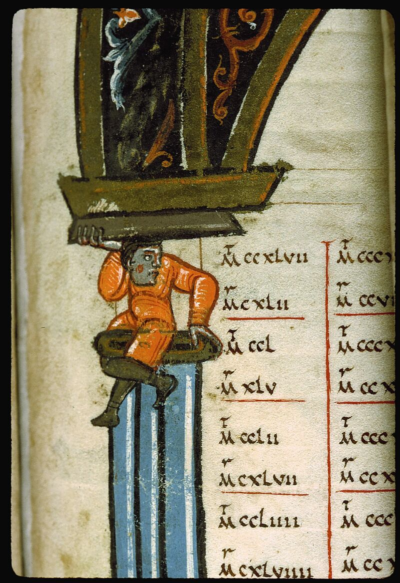 Angers, Bibl. mun., ms. 0004, f. 207 - vue 4