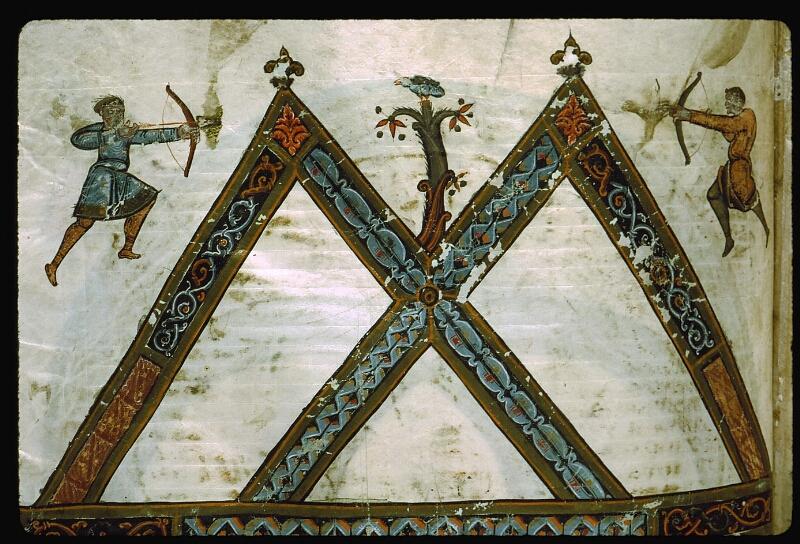 Angers, Bibl. mun., ms. 0004, f. 207v - vue 2